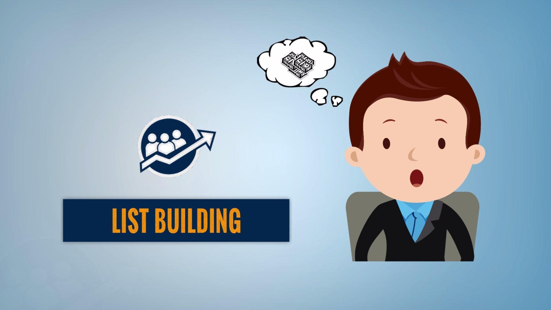Hal yang Harus Anda Miliki Untuk List Building