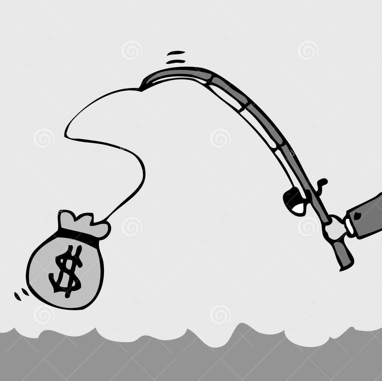 fishing-money-illustration-cartoon-businessman-bag-32571345