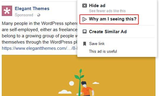 Belajar FB Ads dari Newsfeed 1