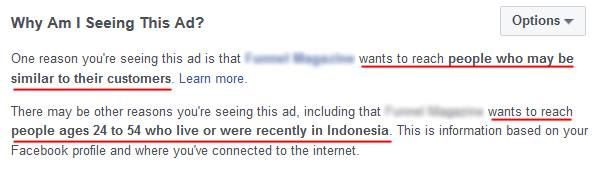 Belajar FB Ads dari Newsfeed 8