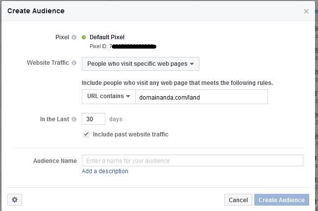 cara melakukan retargeting di Facebook 3