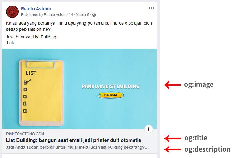 Meta Tag Mengapa Penting Untuk Seo